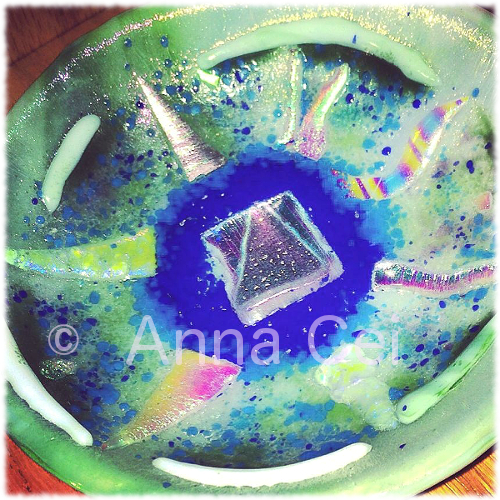 Now Glass bowl